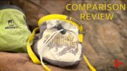 Review: Simond Chamonix Chalk Bag Vs. Wildcraft Chalk Bag