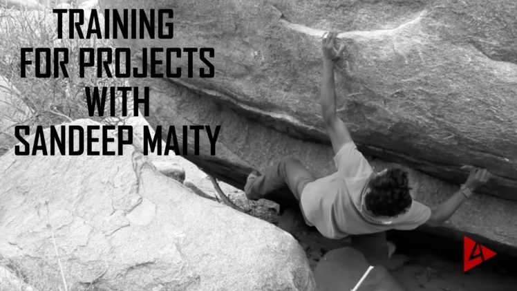 Training for Rock Climbing Projects with Sandeep Maity