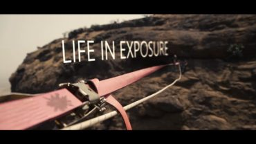 Life in Exposure – One of Firsts Indian Highline Project