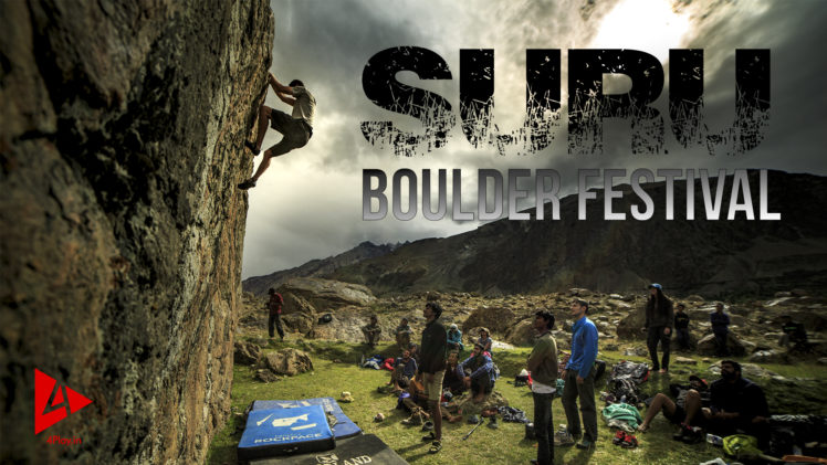 Suru Boulder Fest 2016 – Climbing Party @12000ft