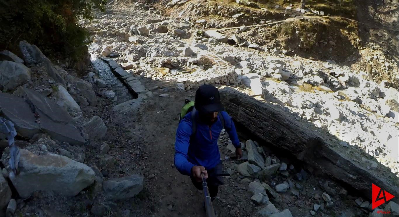 Ultra Trail Running Project in Kumaon Himalayas | 4Play
