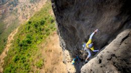 Gajraj: The Latest Addition To Multipitch Trad Climbing in India