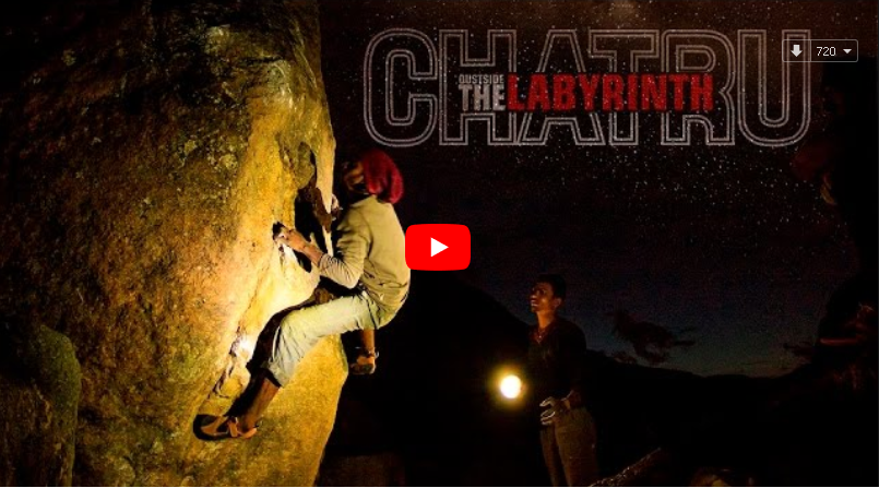 Bouldering in Chatru | 4Play.in