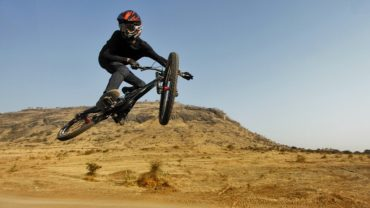 Downhill Biking in India: Athlete and Ecosystem