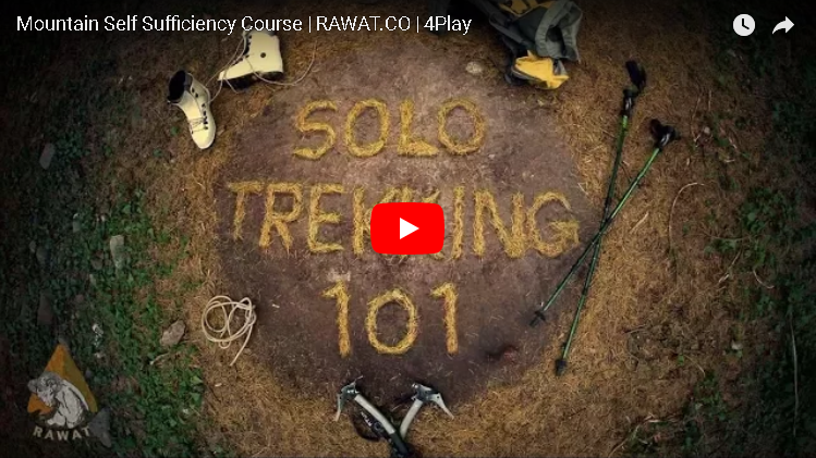 Mountain Self Sufficiency Course | 4Play.in