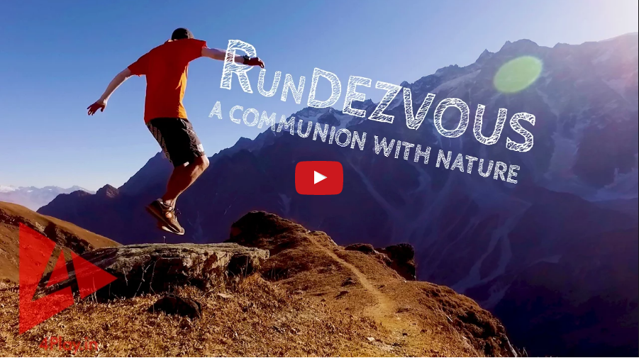 RunDEZVOUS, a communion with Nature   4Play