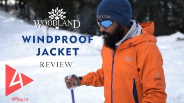 Review: Woodland Dual Layer Climbing Jacket