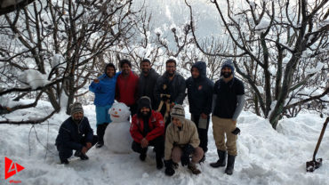 Starting up in Manali: Sneak peak into 4Play's Hoffice.
