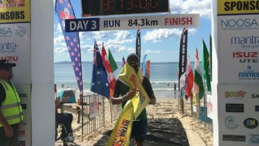 From First To The Fastest Indian | Ultraman Australia