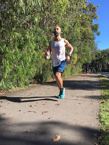 first-to-fastest-indian-ultraman-australia-mayank-vaid-running