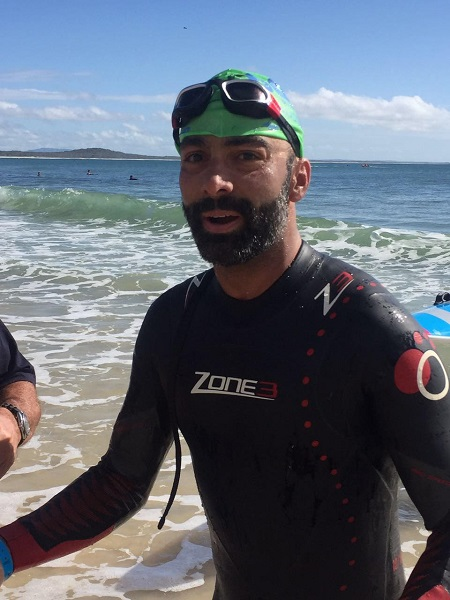 first-to-fastest-indian-ultraman-australia-mayank-vaid-swimming