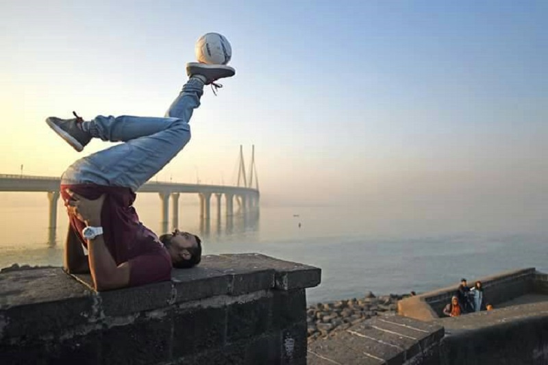 Aarish Ansari- Emerging Art of Freestyle Football in India