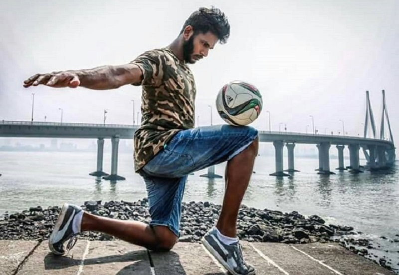 Archis Patil- Emerging Art of Freestyle Football in India