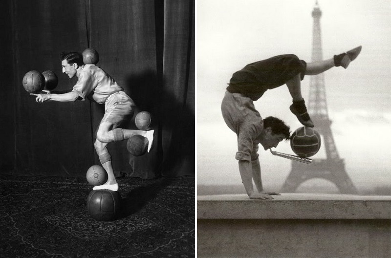 Enrico Rastelli and Francis Brunn - Emerging Art of Freestyle Football in India