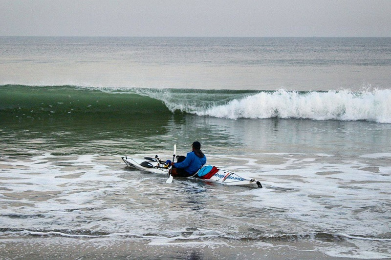 Kaustubh Khade Expedition-High on Waves-Kayaking in India