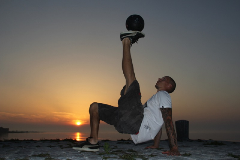 Palle- Emerging Art of Freestyle Football in India