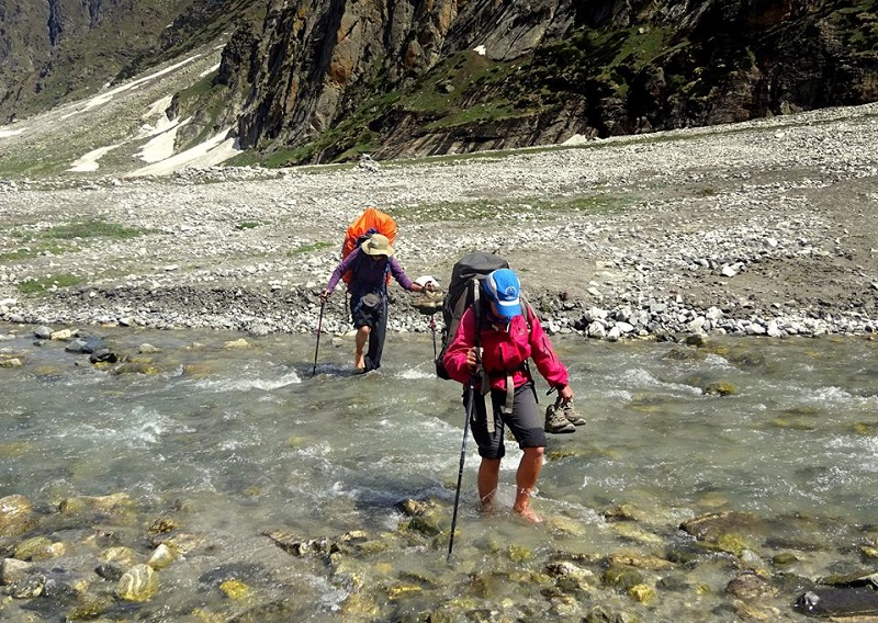 Authentic Alpinism On Deo Tibba- Image 3