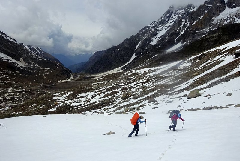 Authentic Alpinism On Deo Tibba- Image 4