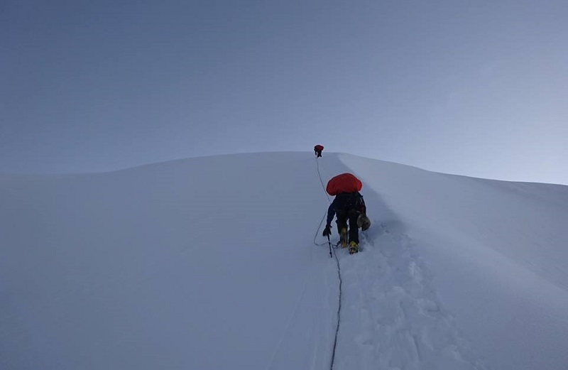 Authentic Alpinism On Deo Tibba- Image 5