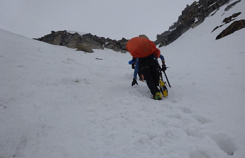 Authentic Alpinism On Deo Tibba- Image 6