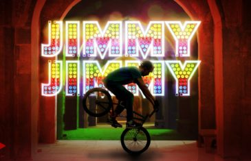 JIMMY JIMMY - Delhi Nahi DILLI (BMX, India)