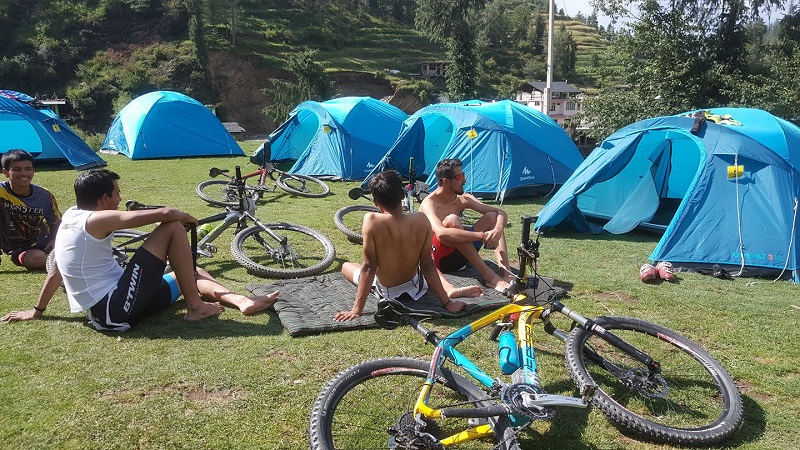 How Mountain Biking Is Changing Lives In Indian Interiors Image2