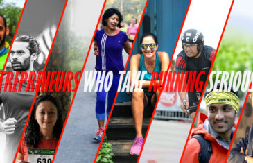 7 Entrepreneurs Who Take Running Seriously | 4Play.in