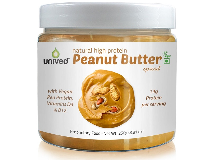 Valentine's Day Gifts for your outdoorsy love- Unived Peanut Butter