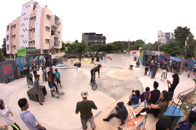 Skateboarding in India | 4Play.in | Image8