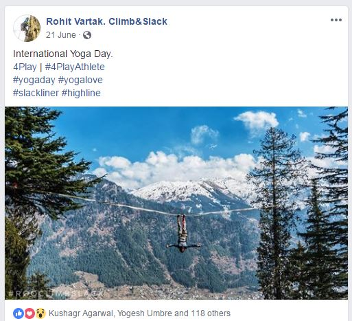 How Adventure Sports Athletes Can Become Social Media Influencers- Rohit Vartak