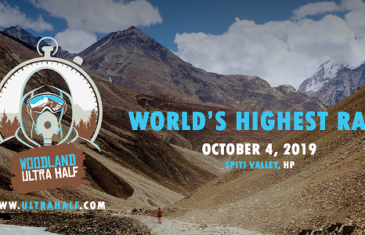 Ultra Half: World's Highest Race | 4Play.in